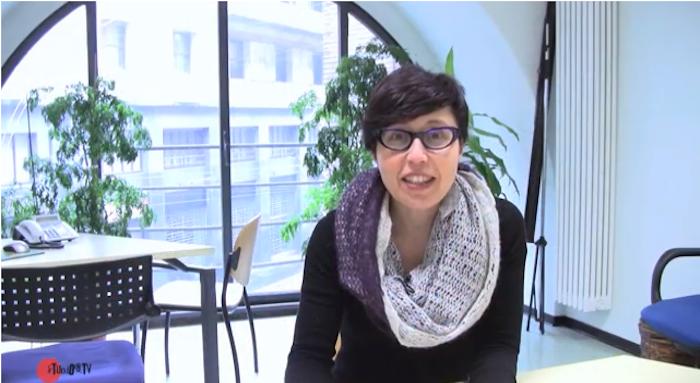 Elena Pellegatta dell'Informagiovani